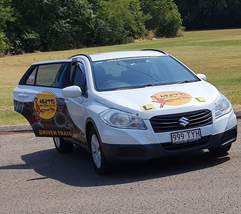 Picture of indigenous driving school on the Sunshine Coast for Murris on the Move Driving School Ltd, driving lessons also available for Caboolture area