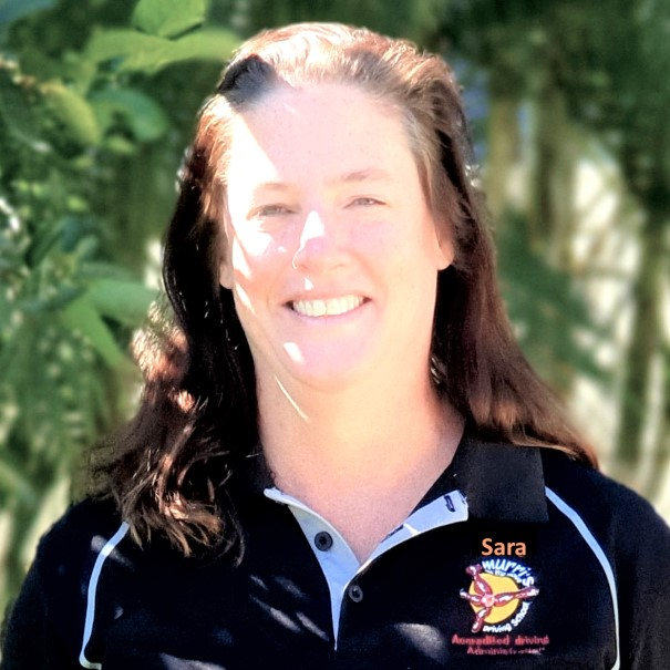 picture of Sara Moore - Driving Instructor for Murris on the Move Driving School Ltd based on the Sunshine Coast