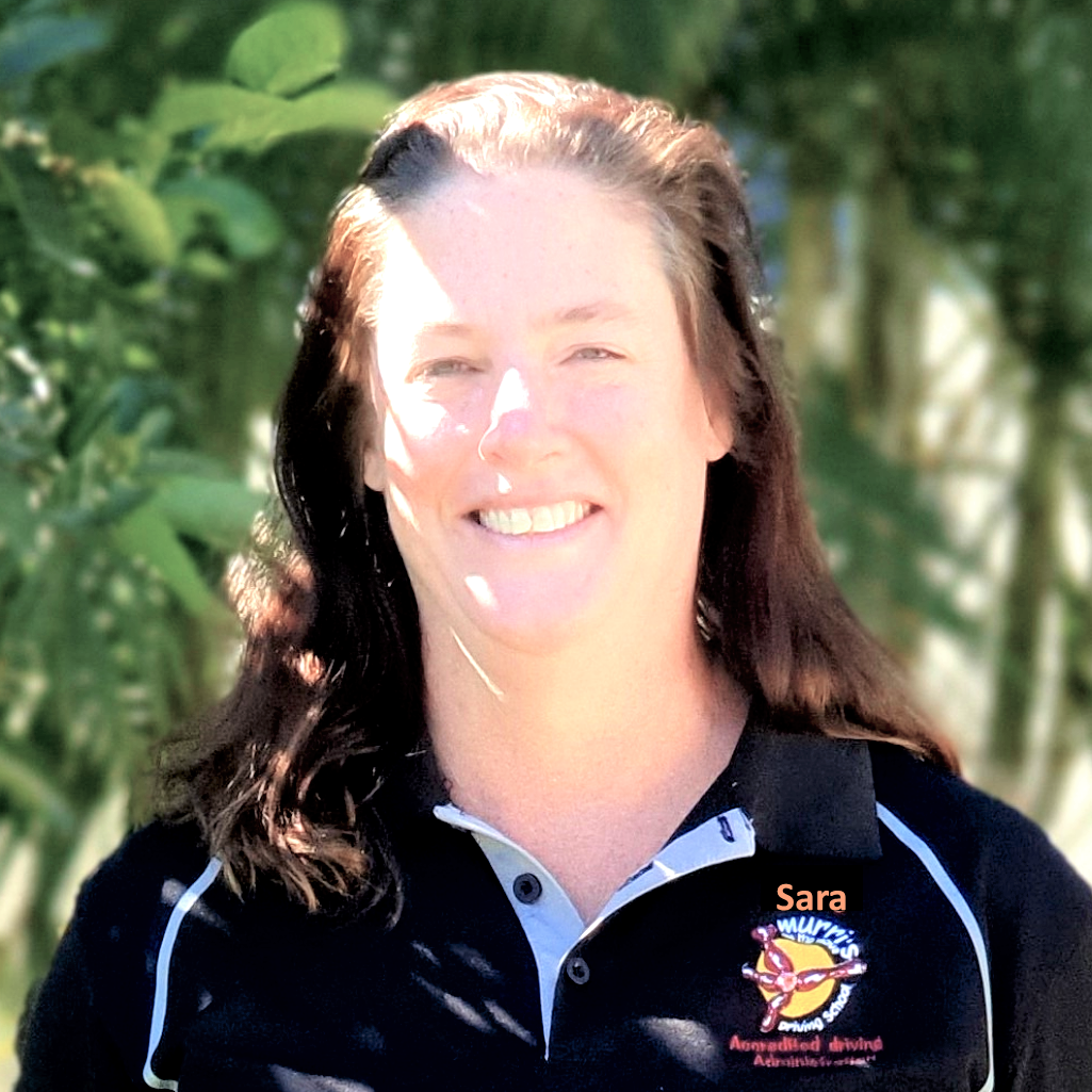 picture of Sara Moore - Murri's on the Move Driving School Ltd Driving Instructor based on the Sunshine Coast